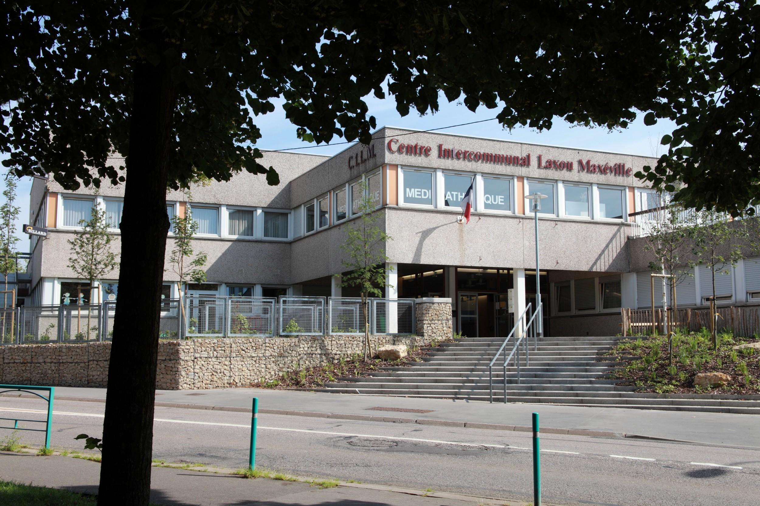Le cilm centre intercommunal laxou max ville ville de for Piscine de laxou