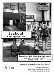 Expositon Jackdal photographie