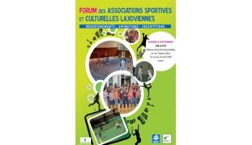 Forum des Associations Sportives et Culturelles